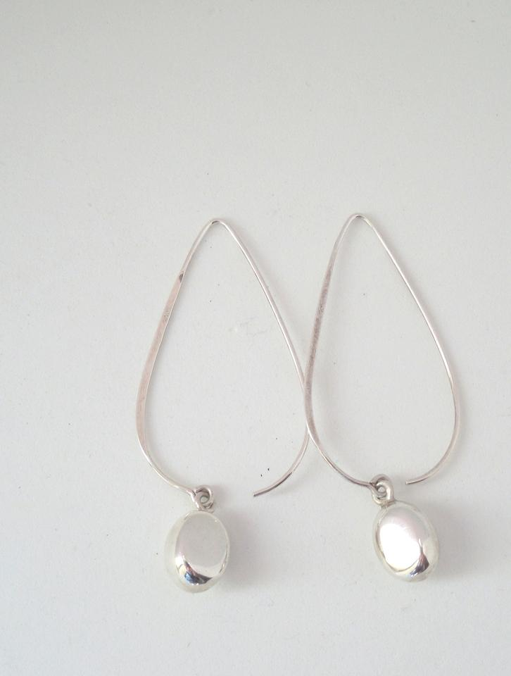 Silpada Silver Just Dropping In Sterling French Wire Earrings W0821 ...