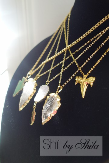 Other 5 Statment Necklace Bundled in 1 Image 4