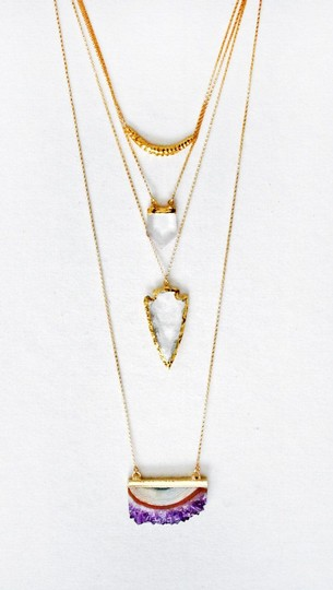 Other 5 Statment Necklace Bundled in 1 Image 6