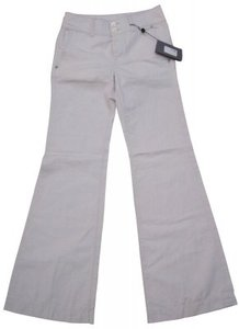7 For All Mankind Wide Leg Pants Beige