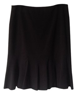 T Tahari Skirt Black