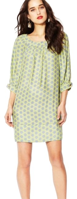 Preload https://item5.tradesy.com/images/alice-and-trixie-nickelyellow-silk-becky-mid-length-short-casual-dress-size-0-xs-3891919-0-0.jpg?width=400&height=650