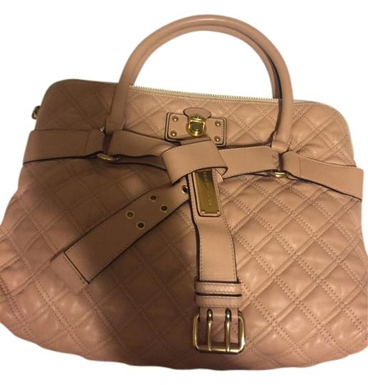 Preload https://img-static.tradesy.com/item/3892612/marc-jacobs-peachpink-quilted-tote-0-0-540-540.jpg