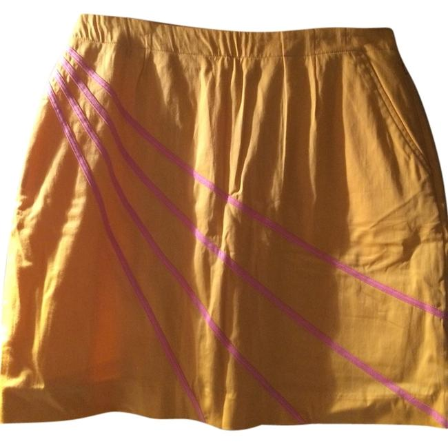 Preload https://img-static.tradesy.com/item/3893128/yellow-and-pink-activewear-size-10-m-31-0-0-650-650.jpg