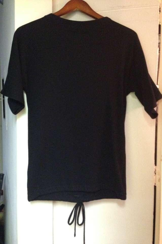 emporio armani short sleeve sweater 68 off retail. Black Bedroom Furniture Sets. Home Design Ideas
