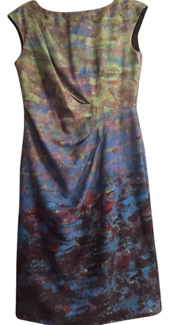 Preload https://item1.tradesy.com/images/saks-fifth-avenue-monet-painting-bluegreen-impressionist-design-knee-length-workoffice-dress-size-2--3893335-0-0.jpg?width=400&height=650