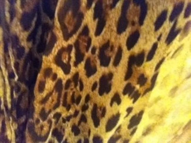 Leopard Print Maxi Dress by Foreign Exchange