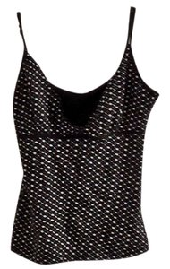 Twinkle by Wenlan Cotton Embellished Top black