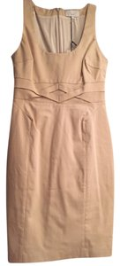 ADAM Lippes Burlap Work Designer Brand New Dress