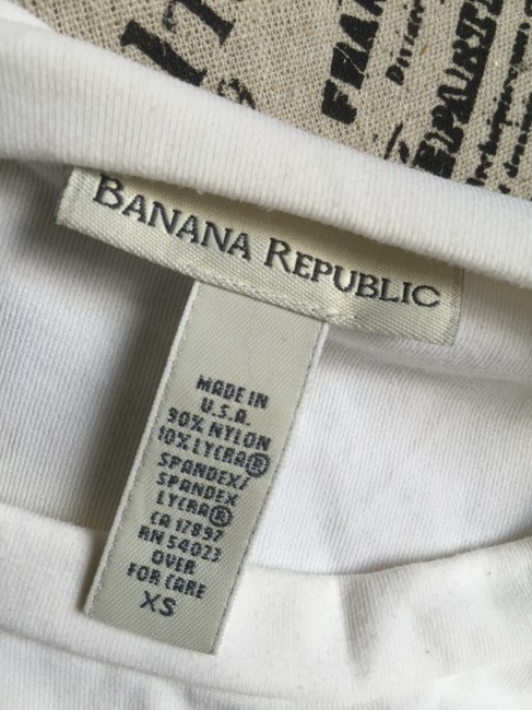 Banana Republic T Shirt off white