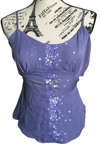 Beth Bowley Top Purple