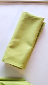 12 Napkins- Lime Green Chartreuse