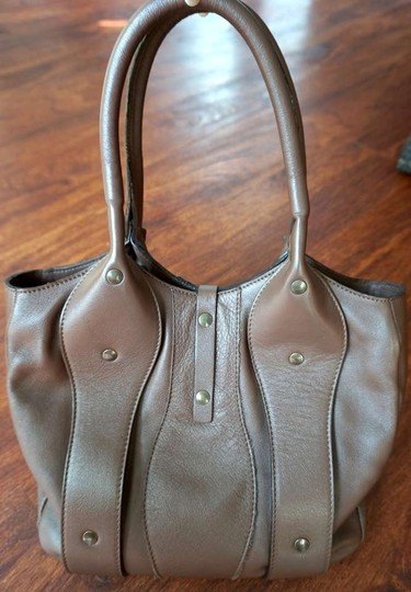 Nannini Leather Shoulder Bag
