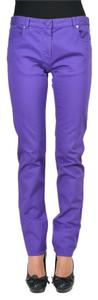 Maison Martin Margiela Skinny Pants Purple