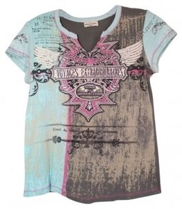 Skinny Minnie T Shirt multi