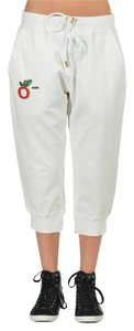 Dsquared2 Capri/Cropped Pants White