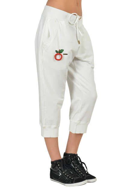 Dsquared2 Capri/Cropped Pants White Image 1