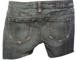 1921 Jeans Cut Off Shorts blue denim