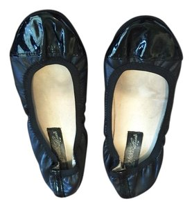 Footzyfolds Black Flats