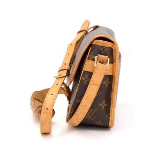 Louis Vuitton Sologne Cross Body Bag