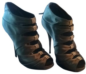 Roberto Cavalli Hunter Green 04314 Boots