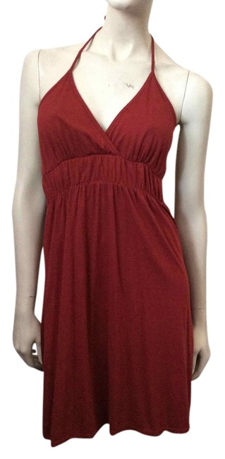 Hard Tail short dress Red on Tradesy