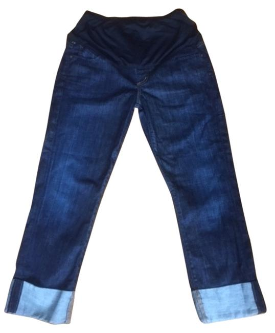 Citizens of Humanity Danni Citizens Cropped Maternity Jeans