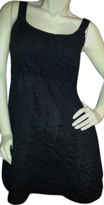 So Wear It Declare It short dress Black Medium Cottton Sundress Summer on Tradesy