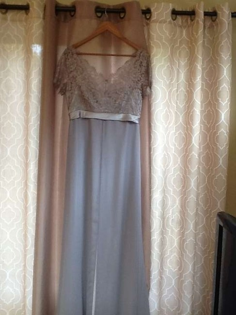 JS Collections Long Occasion Maxi Dress