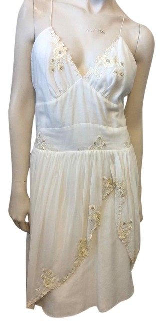 Yigal Azrouël Mid-length Short Casual Dress Size 12 (L) Yigal Azrouël Mid-length Short Casual Dress Size 12 (L) Image 1