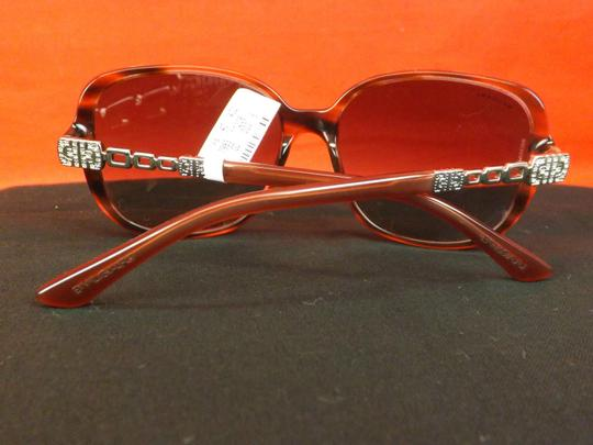 BVLGARI 8112 B MULTICOLOR FRAME JEWELED CRYSTALS 5234/11 SUNGLASSES ITALY Image 3