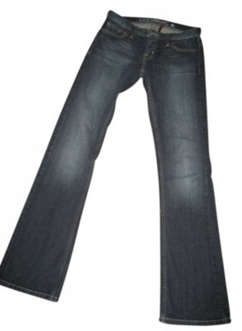 Preload https://item5.tradesy.com/images/guess-dark-wash-foxy-stretch-flare-leg-jeans-size-26-2-xs-39004-0-0.jpg?width=400&height=650