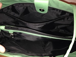 Kate Spade Green Diaper Bag