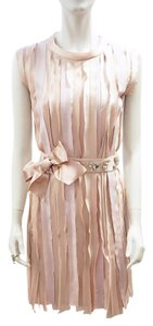 Lanvin short dress Pink New En Bleu Pale on Tradesy