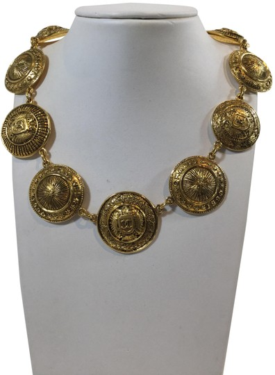 Preload https://item2.tradesy.com/images/chanel-gold-antique-vintage-coins-necklace-3901336-0-2.jpg?width=440&height=440