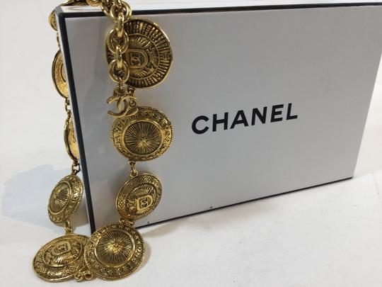 Chanel Vintage Coins Necklace