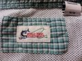 World Wide Sportsman World Wide Sportsman Seersucker Outdoor Fishing Shirt sz M Vented Image 8