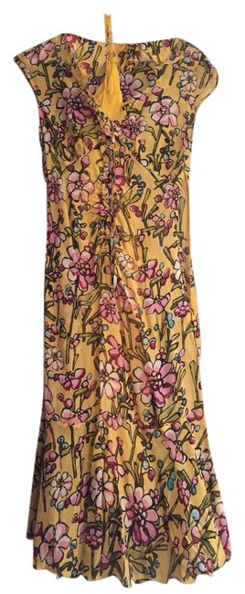 Preload https://item2.tradesy.com/images/moschino-yellow-cheap-and-chic-knee-length-workoffice-dress-size-2-xs-3901591-0-0.jpg?width=400&height=650