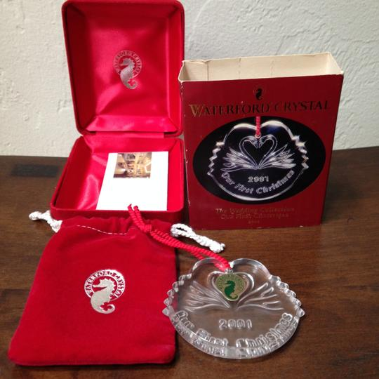 Waterford Waterford Crystal 2001 Ornament