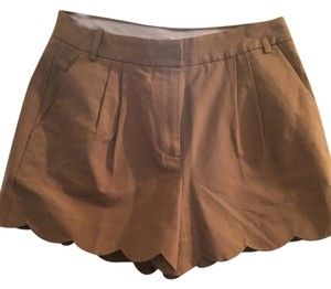 J.Crew Shorts Golden Tan