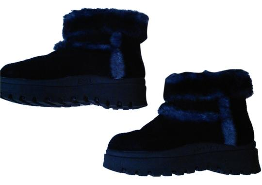 Skechers Black Boots