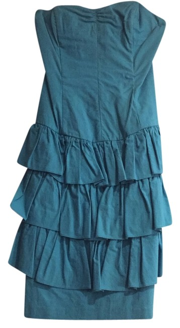 Preload https://item3.tradesy.com/images/all-that-jazz-mediterranean-sea-vintage-80s-knee-length-night-out-dress-size-4-s-3903487-0-0.jpg?width=400&height=650