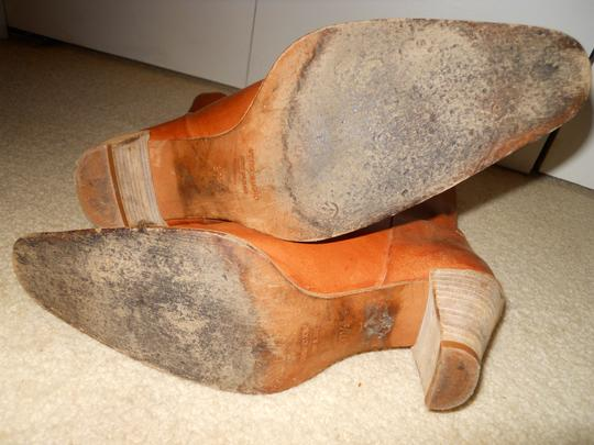 Bellini Leather Western tan Boots Image 8
