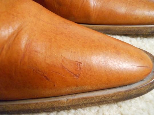 Bellini Leather Western tan Boots Image 9