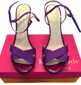 Kate Spade Purple Sandals