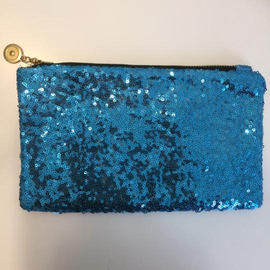 Other Sky Blue Clutch