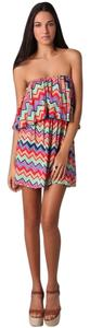 T-Bags Los Angeles short dress on Tradesy