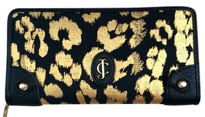 Juicy Couture Leopard Print Wallet