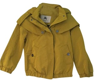 Burberry London Mustard Jacket