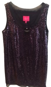 Love, Carmen Sequin Sheath Dress